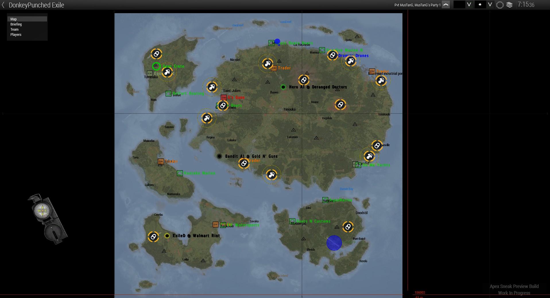 DonkeyPunch Gaming Community Website